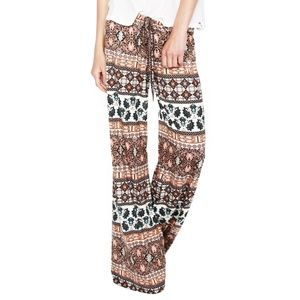 *LAST ONE* NWT Barto Wide Leg Pant in Sequoia